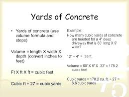 Yards To Inches Printable Conversion Charts For Your Sewing