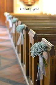 wedding decorations with tulle new diy church pew decorations for wedding home design