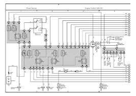 Engine Sensor Wiring Schematic- Toyota 1ZZ FE 1.8L Engines ...