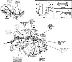 ford ranger ignition wiring diagram ford ranger spark 98 ford ranger 4 0 engine diagram 98 auto wiring diagram schematic