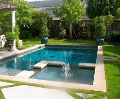 Beautiful Backyard Pools Model Custom Decorating Design