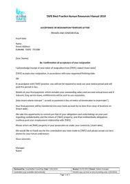Resigned In Lieu Of Termination Victorian Tafe Association Discipline Termination