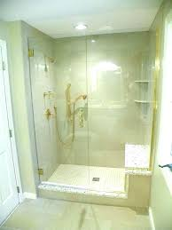 shower doors for fiberglass tub install door removing from units combo bathrooms fascinating fibe