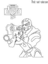 Overwatch Coloring Pages Awesome Fortnite Coloring Sheets To Print