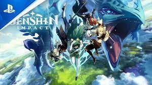 Genshin Impact - Launch Trailer