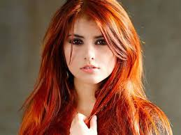 hair color trends autumn 2015. combing hair long wavy central line autumn winter 2016 color trends 2015