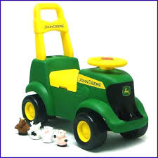 john deere tractor toys for kids kids battery tractor ride john trailer toy electric powered volt