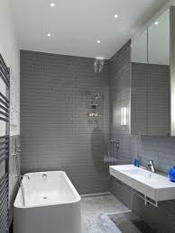 Grey Modern Ideas With Modern Grey Bathroom Remodel Bathroom Remodel