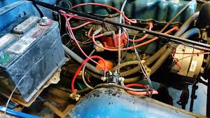 79 amc 258 with hei ignition and new wiring harness q's Filter Factory Tach Wiring Hei at Hei Wiring Harness