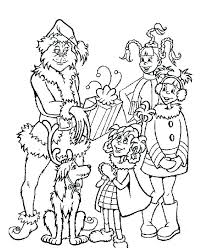 Grinch Coloring Sheet N7292 The Coloring Page The Coloring Pages