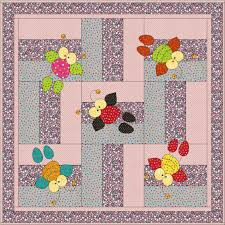 Applique Baby Quilt Patterns Unique Decorating Ideas