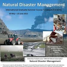 Natural disaster essay     words speech