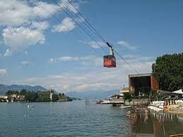 Er liggen langs het lago maggiore meerdere grote en kleine plaatsen. Akkn9zpxafb2vm