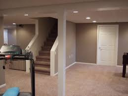 House Plan Stunning Design Of Unfinished Basement Ideas For - Finished basement ceiling ideas