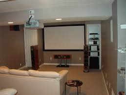 image of wall basement colors ideas