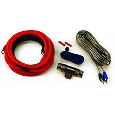 com kicker ck complete gauge ofc ck series channel kicker 09dck8 d series 8awg amplifier kit 2 channel interconnects rohs compliant