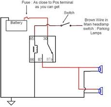 fog light switch wiring diagram need wiring diagram from fog lamp switch to relay fixya how to factory wire fog lights