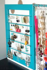 DIY Jewelry Display 4