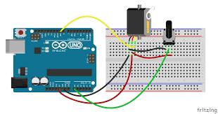 arduino motor wiring diagram arduino image wiring servo motor driver circuit diagram wirdig on arduino motor wiring diagram
