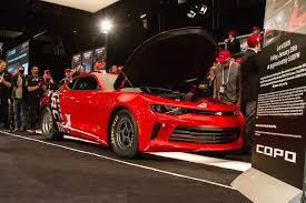 2016 COPO Camaro VIN001 sells for $300,000 at Barrett-Jackson ...