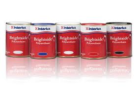 Interlux Paint Chart Interlux Brightsides Paint Glossy Durable Easy To Use One