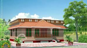 Small Picture one story house plans kerala home design and floor plans with