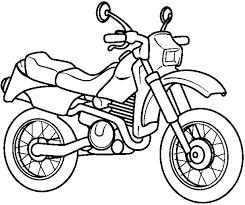 Disegni Da Colorare Di Cartoni Animati Disegni Motocross Da