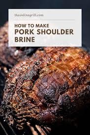 how long to brine pork shoulder 7