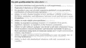 Sales Clerk Job Description For Resume Duties Of A Sales Clerk Savebtsaco 12