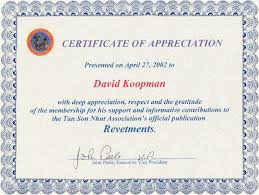 Military Certificate Of Appreciation Template Classy 48 Best Sample Certificate Of Appreciation Wording Simple Best