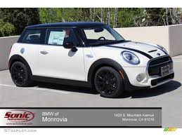 pepper white mini cooper