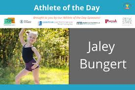 Athlete of the Day: Jaley Bungert - Sports Moms United