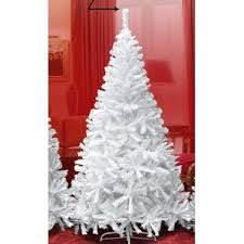 Unlit Christmas Trees  Artificial Christmas Trees  The Home DepotArtificial Christmas Tree Without Lights