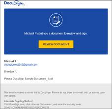 Docusign Admits Hackers Accessed Its Customer Email Database