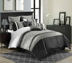 gray and white bedding ideas. Beautiful White Intended Gray And White Bedding Ideas E