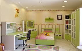 green bedroom design idea for kids charming kid bedroom design decoration