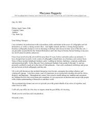 Cover Letter Article Example Art Bunch Ideas Of Classy Design