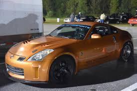 2006 Nissan 350Z Base 1/4 mile trap speeds 0-60 - DragTimes.com
