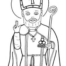 Luxury St Francis Of Assisi Coloring Page Myobfitcom