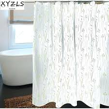 shower curtain shower environmentally friendly. Mesmerizing Eco Friendly Shower Curtains Brand New Euro And Style Curtain Wheat Plastic Waterproof Environmentally N