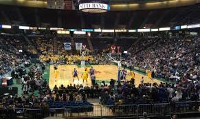 Times Union Center Section 129 Home Of Siena Saints