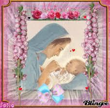Resultado de imagen para gifs de mamá con bebé