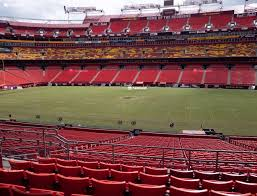 Redskins Seating Chart View Fedex Field Section 220 Seat Views Seatgeek