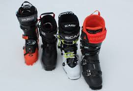 Super Light Ski Boots The Best Lightweight Alpine Touring Ski Boots Reviews And