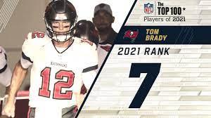 7 Tom Brady (QB, Buccaneers)