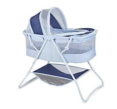 Amazon.com : Big Oshi Emma Newborn Baby Bassinet - Portable Bassinet ...