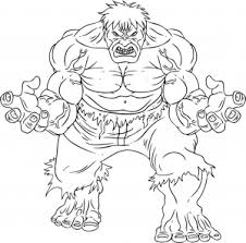 Kids will love drawing and coloring the hulk coloring click on the free hulk colour page you would like to print, if you print them all you can make your. Hulk To Download For Free Hulk Kids Coloring Pages