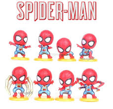 Mini Spiderman Figure Toy Cute Spid End 6112019 1216 Pm