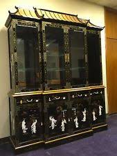 black lacquer bedroom furniture. oriental furniture china cabinet 72 black lacquer bedroom