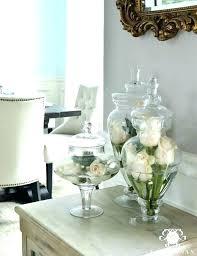 glass centerpiece ideas decor idea ways to style apothecary jars bowl wedding centerpieces gla